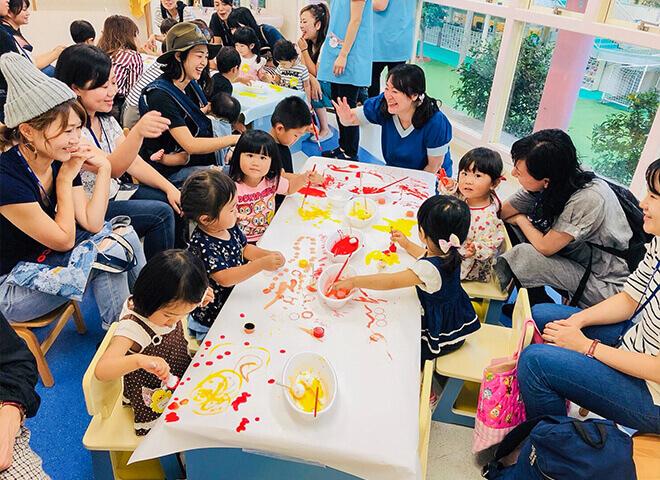 0〜2歳児までの教室